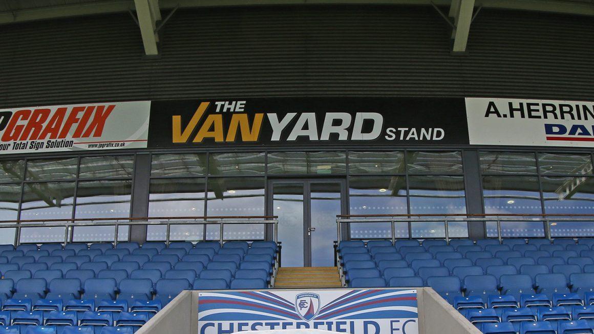 The Van Yard sponsorship