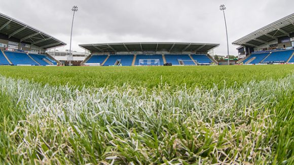 Spireites link-up valued by grassroots chairman