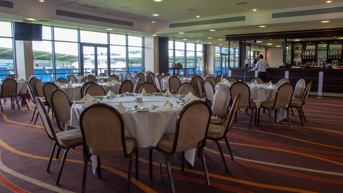 Renew your season matchday hospitality package