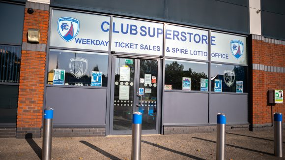 Club Superstore orders taken online
