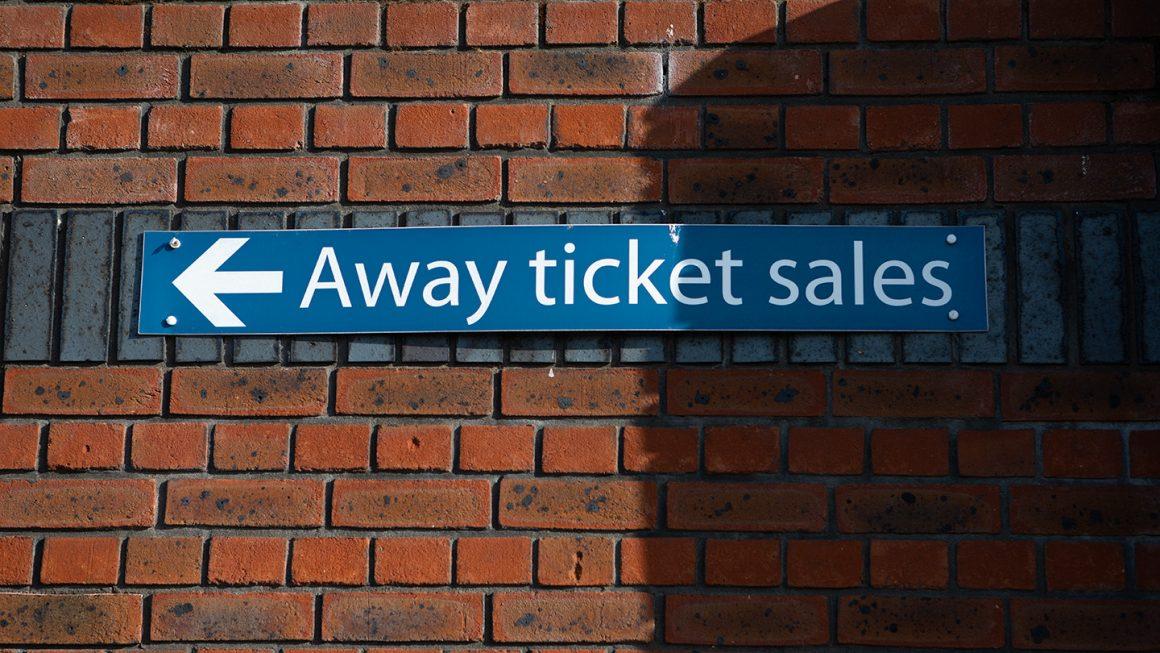 Important news re Aldershot tickets