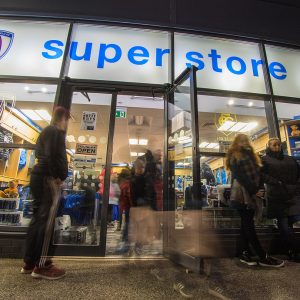 Club Superstore re-opening