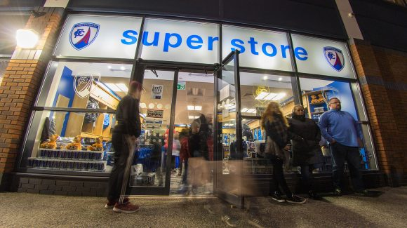 Club Superstore opening hours