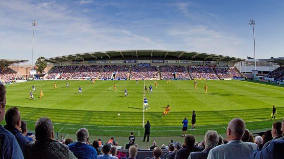 Matchday stewards required