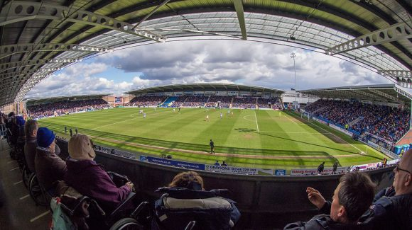 Matchday concourse staff required