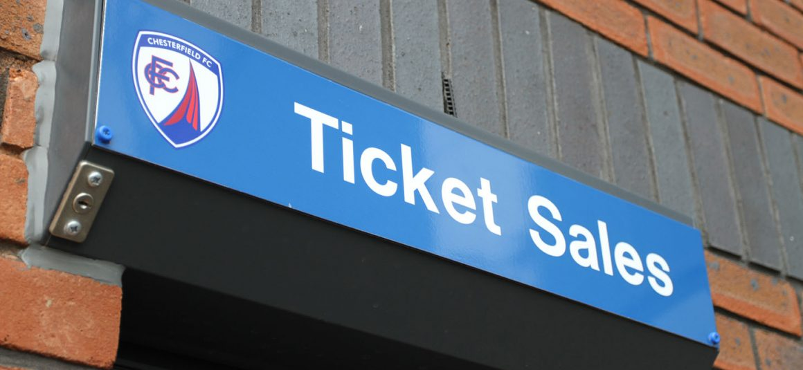 Discounted season tickets on sale