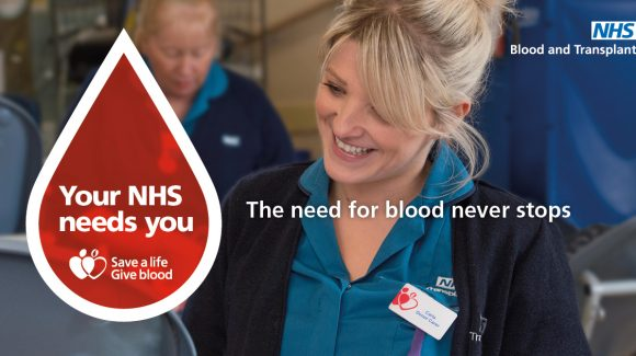 Please keep donating blood – donors needed