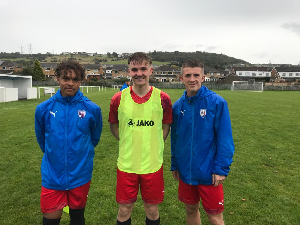 Convincing away win for youngsters
