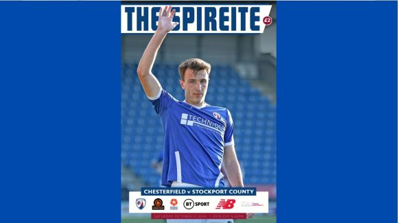 Matchday programme available to download