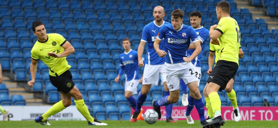 Stockport County live stream