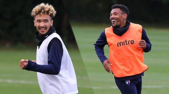 Double signing announced