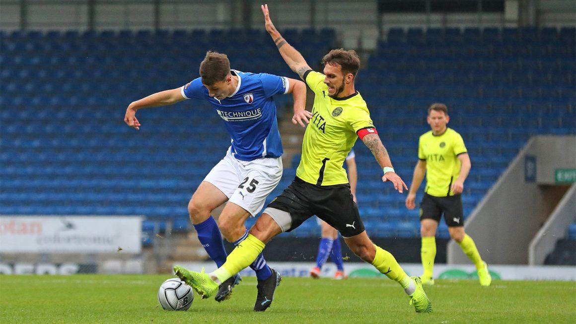 Striker moves on loan