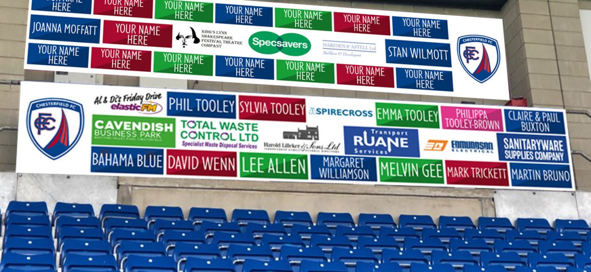 Second supporters' board now available