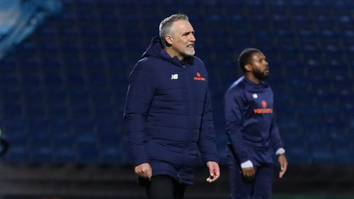 Boss encouraged by players' attitude
