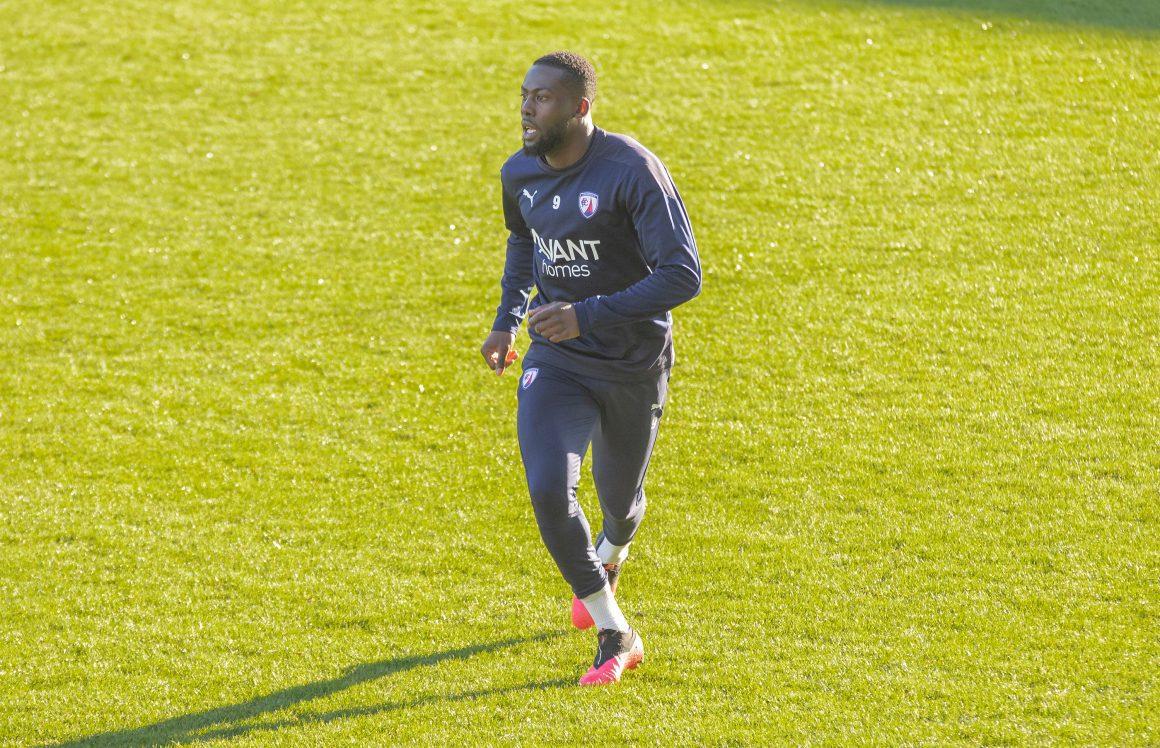 Asante handed Spireites debut