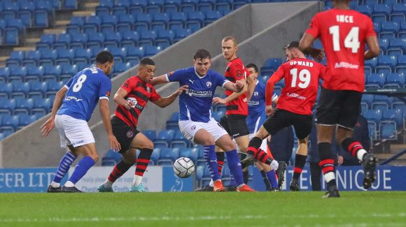 Spireites edged out against Maidenhead
