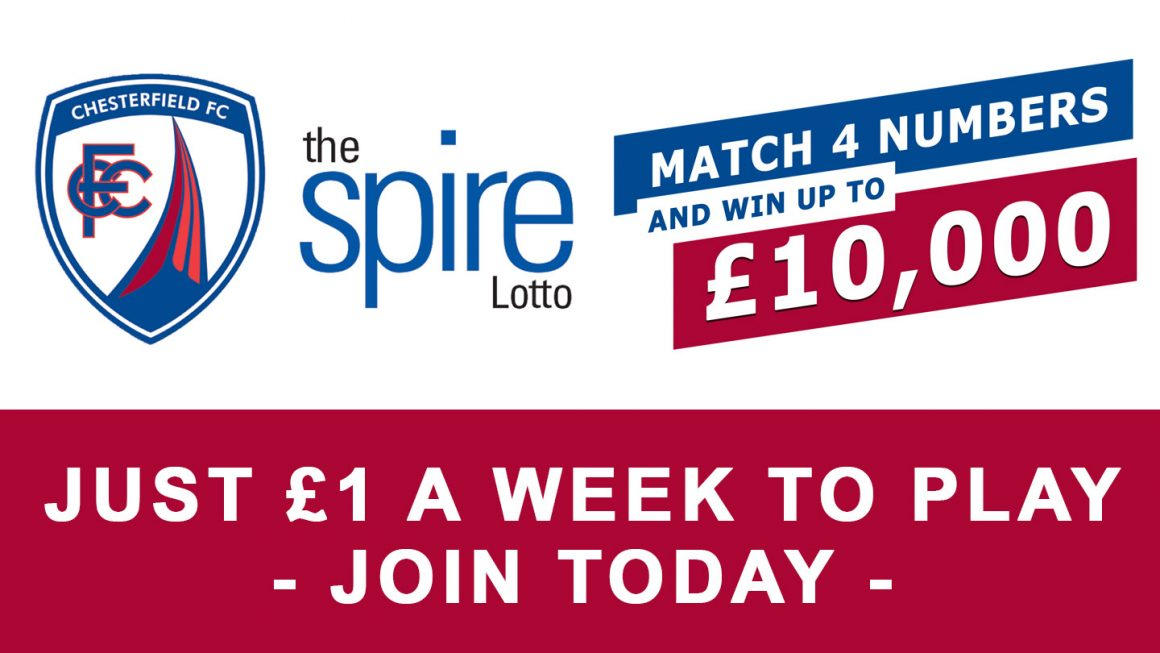 Spire Lotto draw