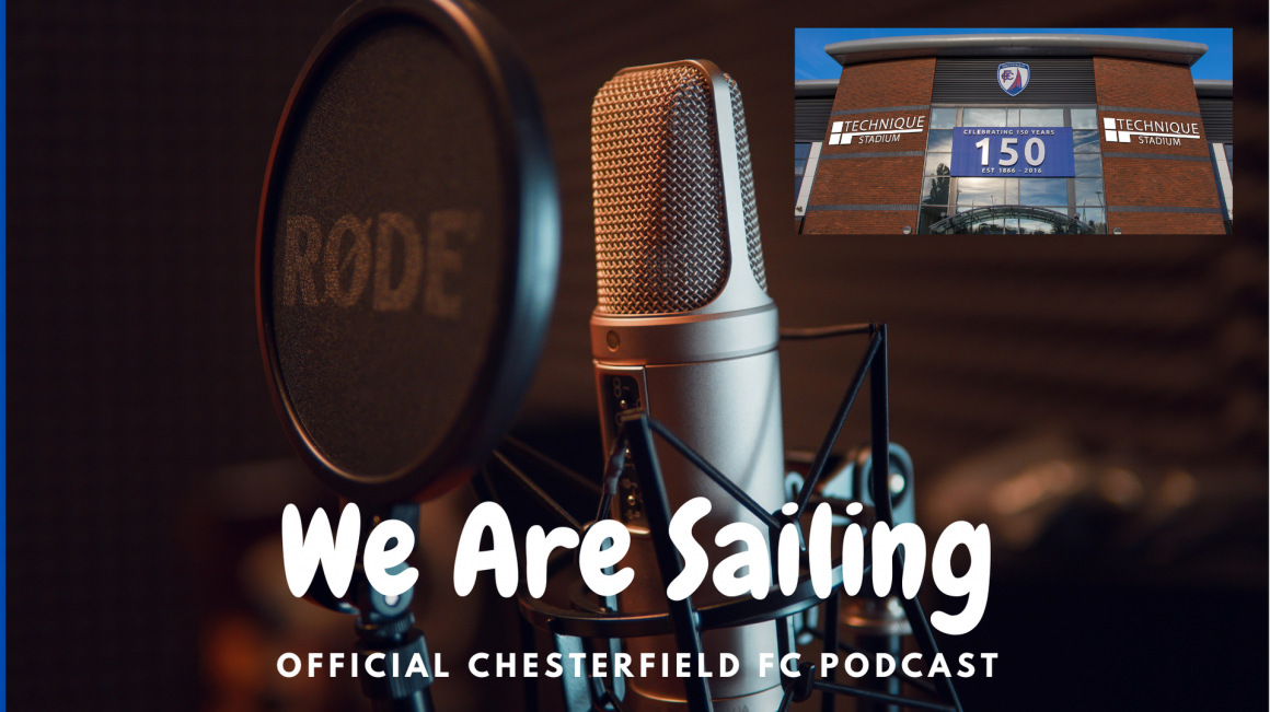'We Are Sailing' podcast launched