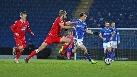 Match highlights: Wrexham (h)