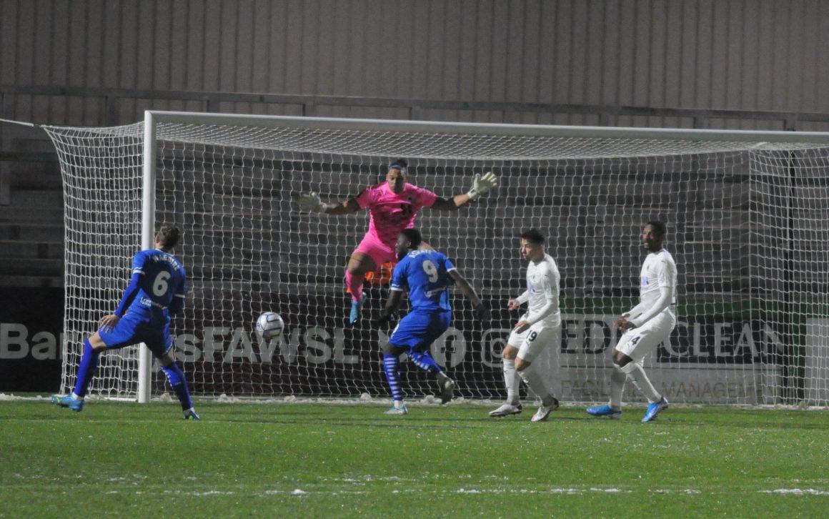 Post-match interview: Boreham Wood (a)