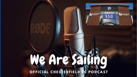 Second We Are Sailing podcast now available