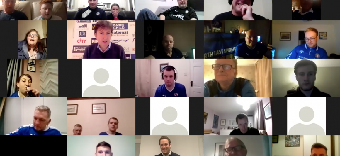 Online Q&A session well received