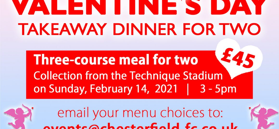 Order your Valentine's Day meal!