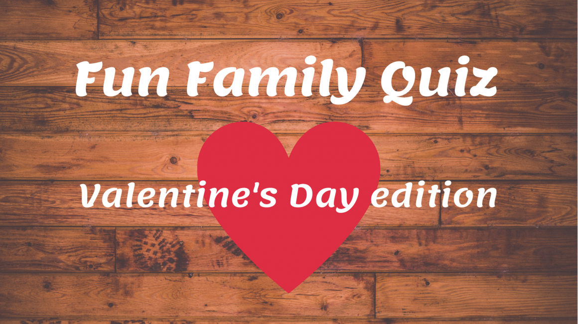 Prizes up for grabs in Valentine's Day keypad quiz!