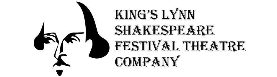 Virtual match sponsor: King's Lynn Shakespeare Festival
