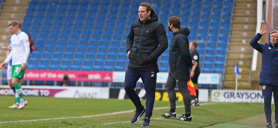 Pre-match press conference: Sutton United (h)
