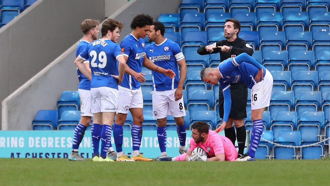 Match highlights: Weymouth (h)