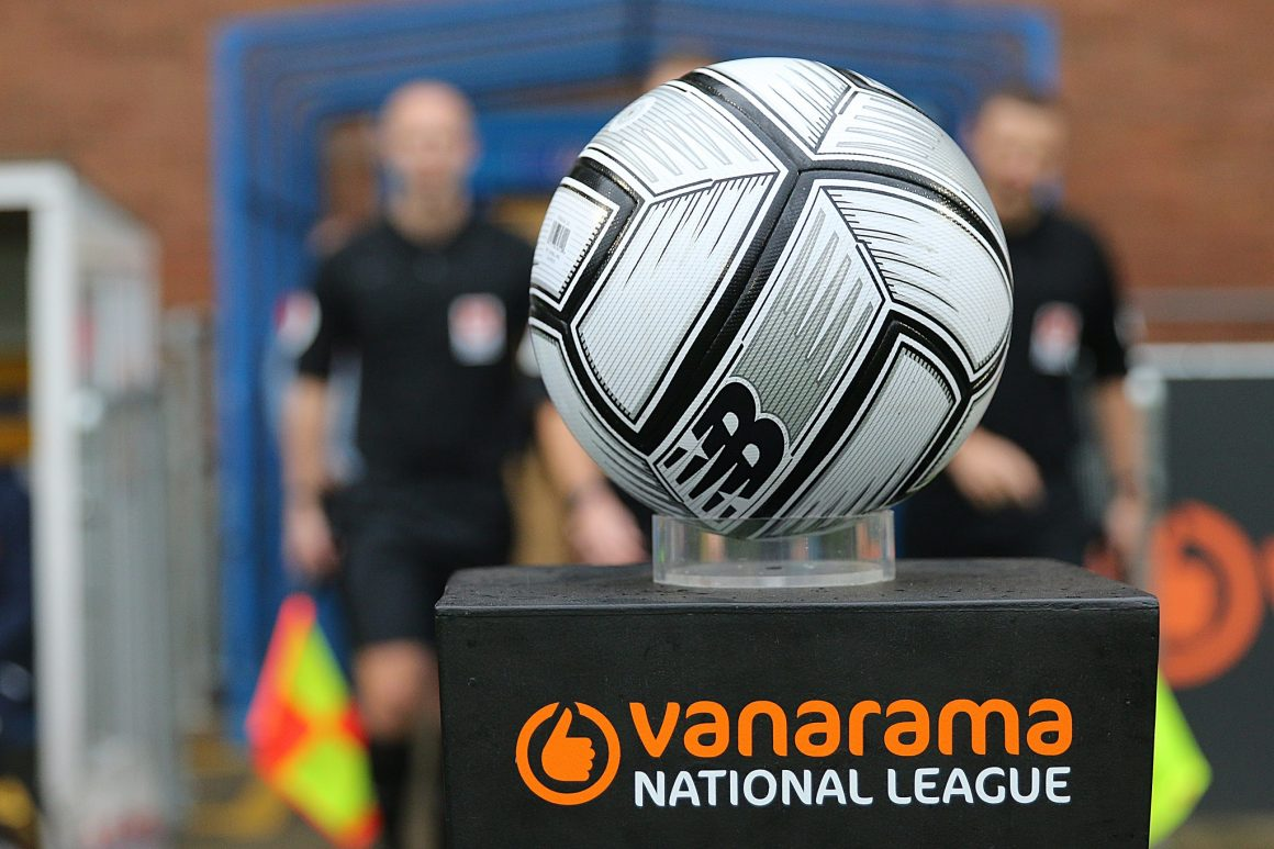 The National League and Vanarama agree new three-year sponsorship deal