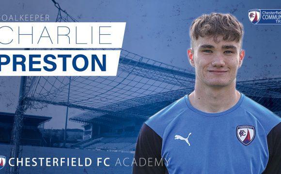 Charlie Preston