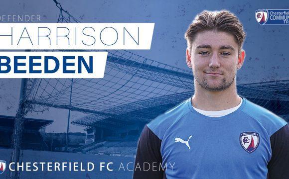 Harrison Beeden