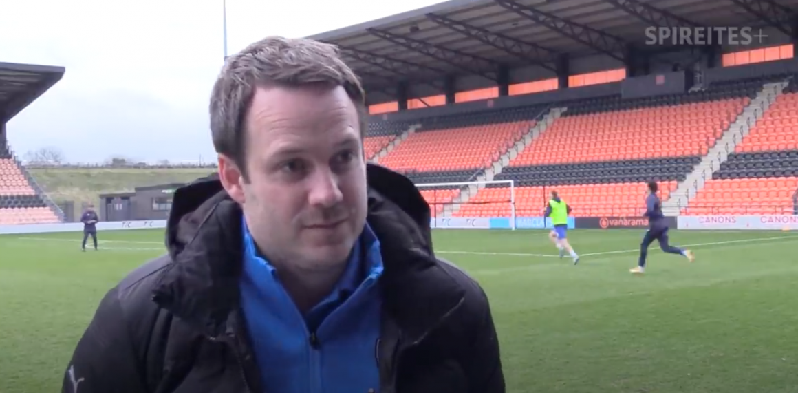 Post-match interview: Barnet (a)