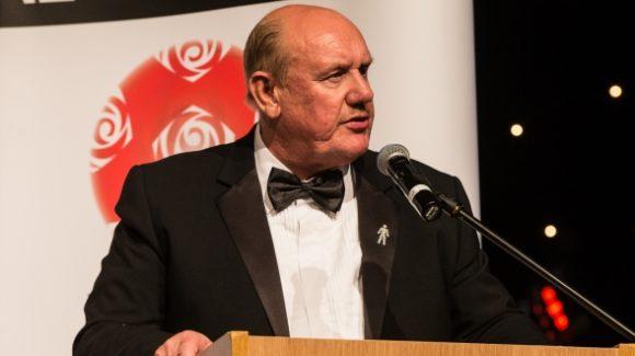 National League chairman Brian Barwick to stand down