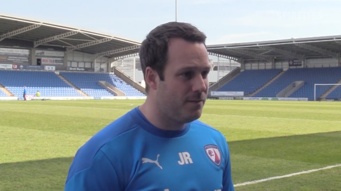 Rowe expecting 'really tasty game'