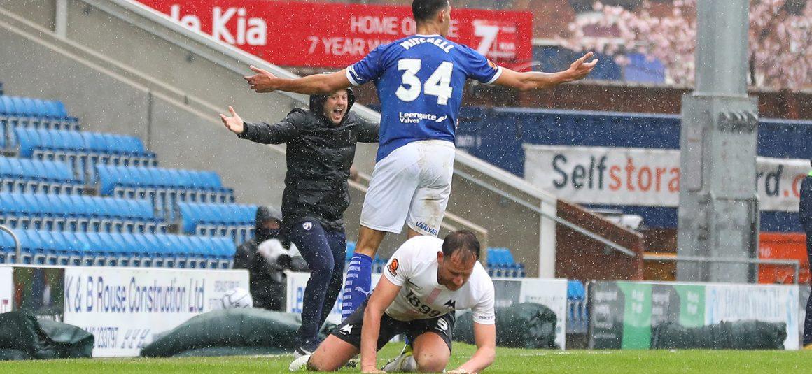 Match highlights; Torquay United (h)