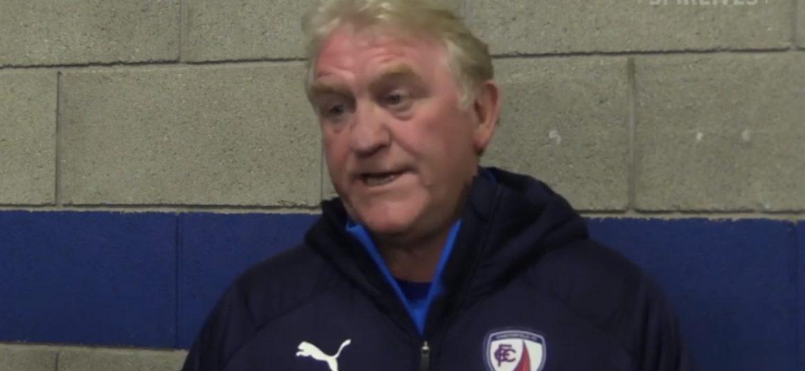 Post-match interview: King's Lynn Town (h)