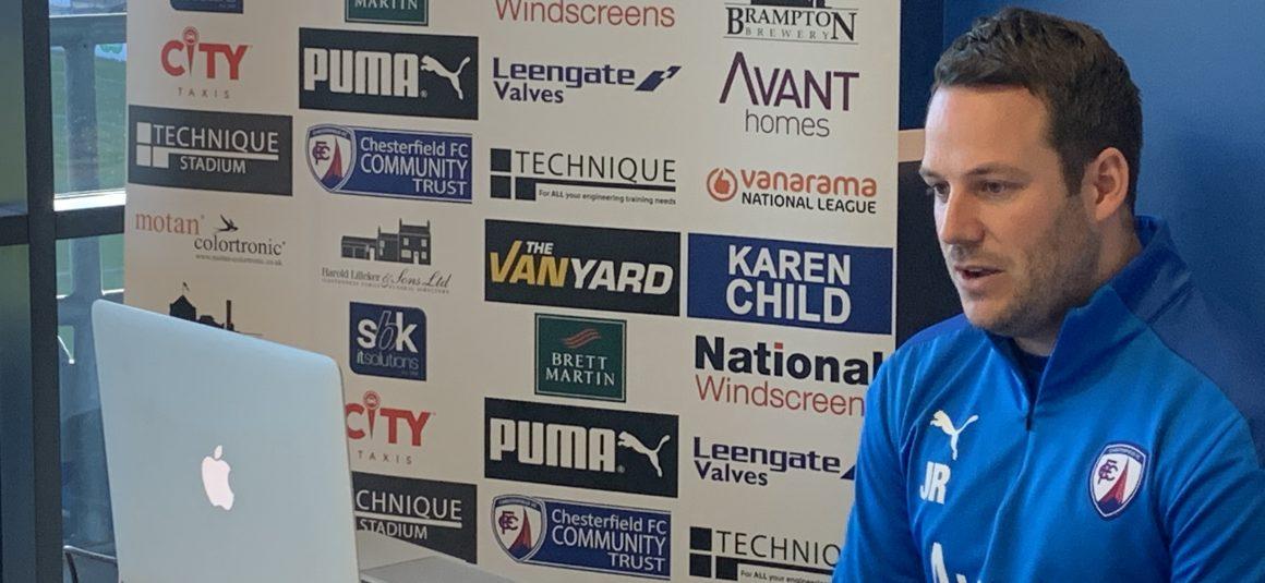 Pre-match press conference: Notts County (a)