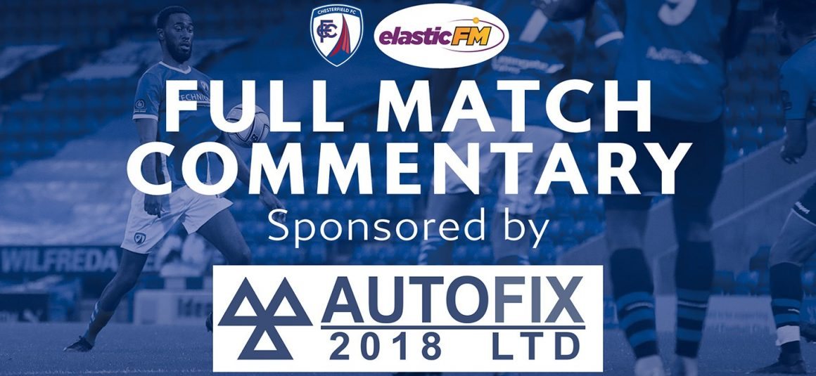 Full match commentary