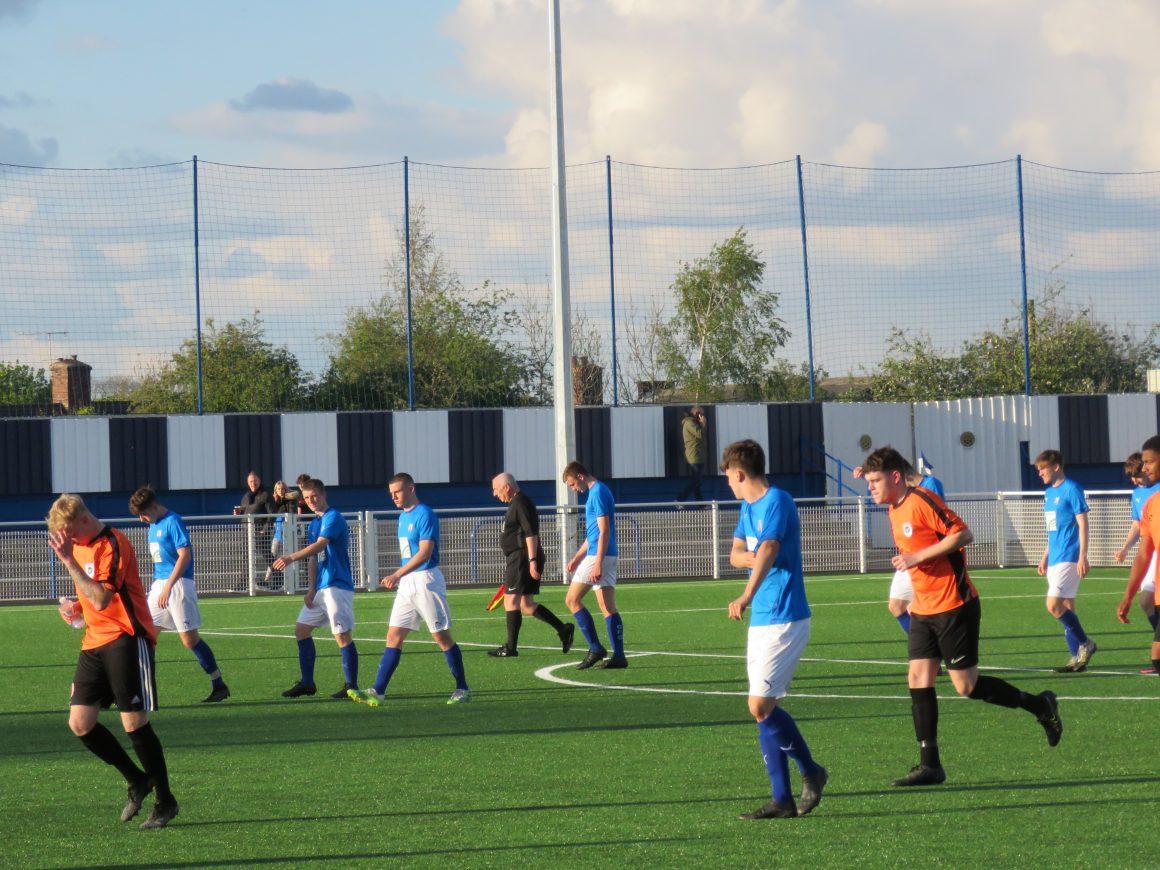 Magnificent seven for U21s