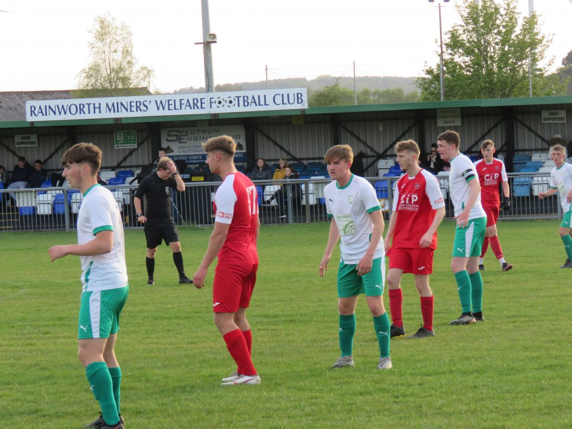 U21s maintain 100% record in Spring Cup
