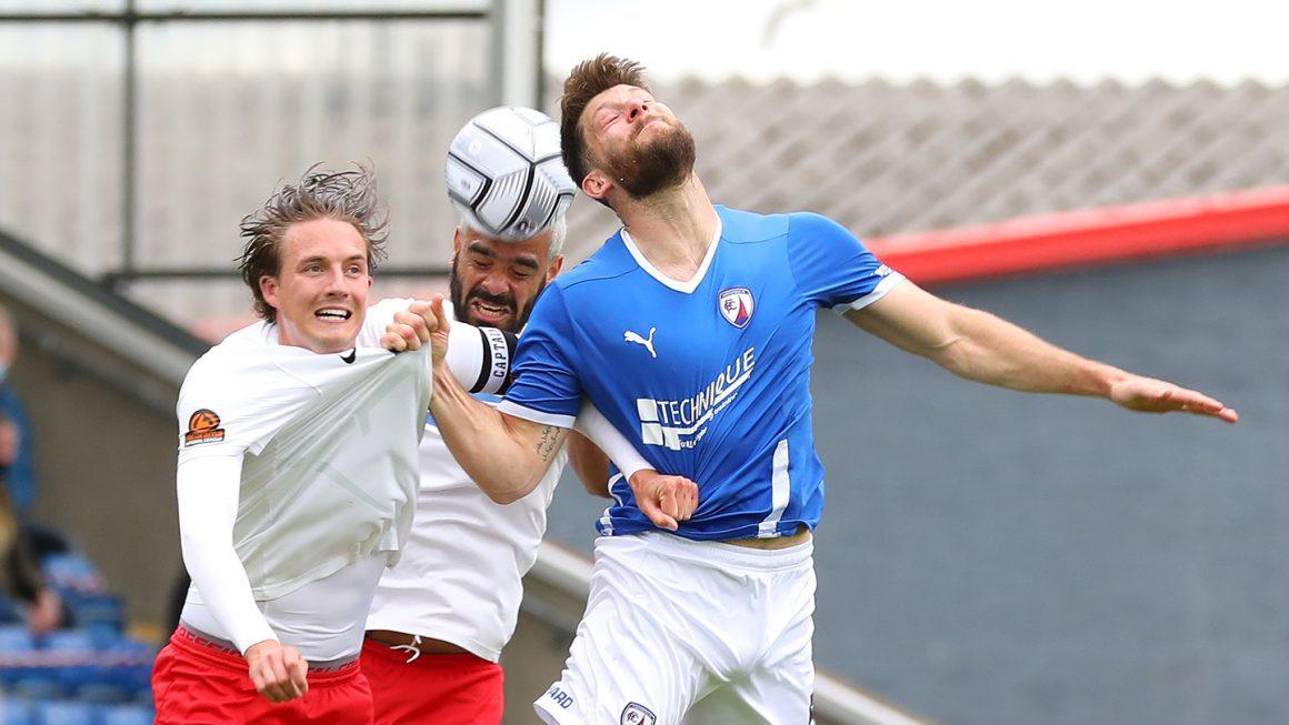 Match highlights: Dagenham & Redbridge (h)
