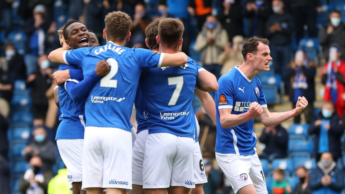 Late penalty secures victory