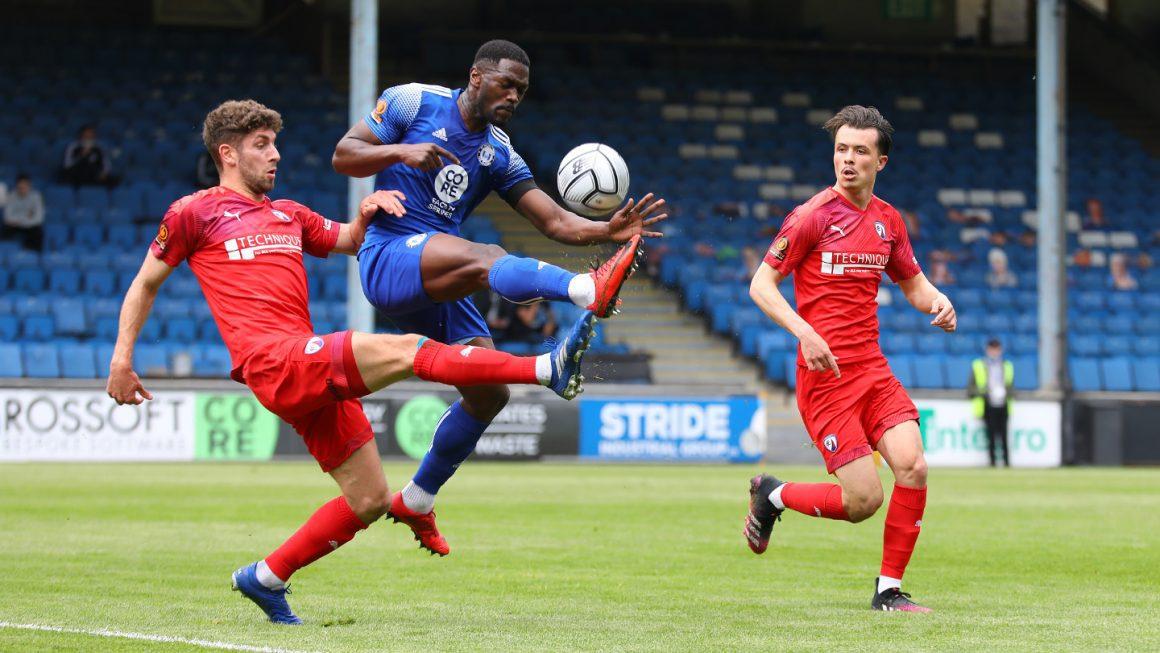 Match highlights: FC Halifax Town (a)
