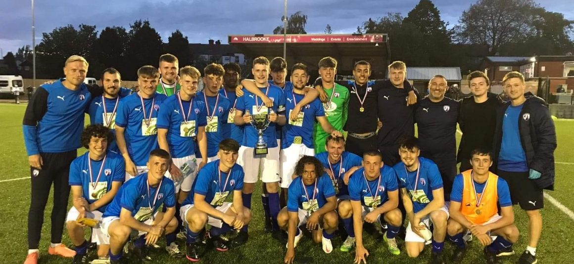 Spring Cup triumph for youth team