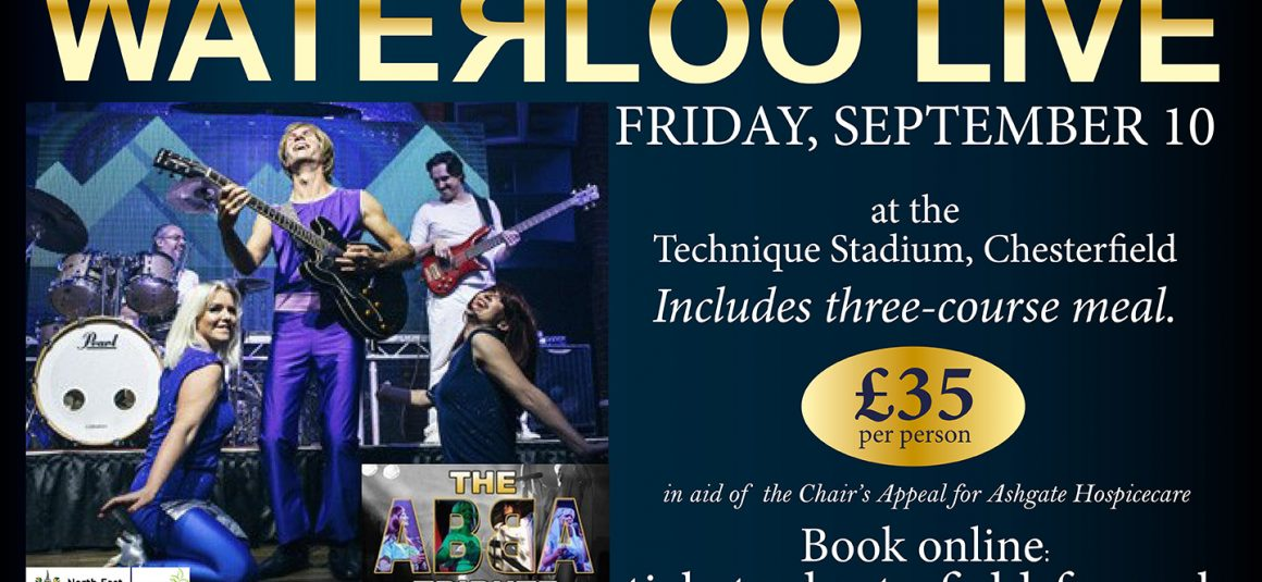 Enjoy the music of ABBA at the Technique Stadium