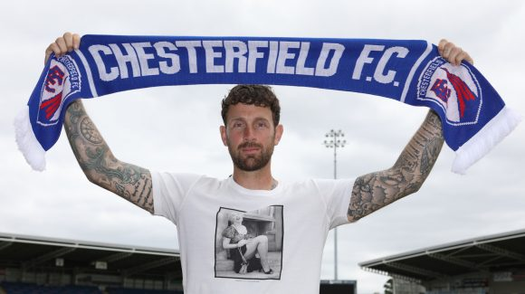 Keeper agrees to join the Spireites