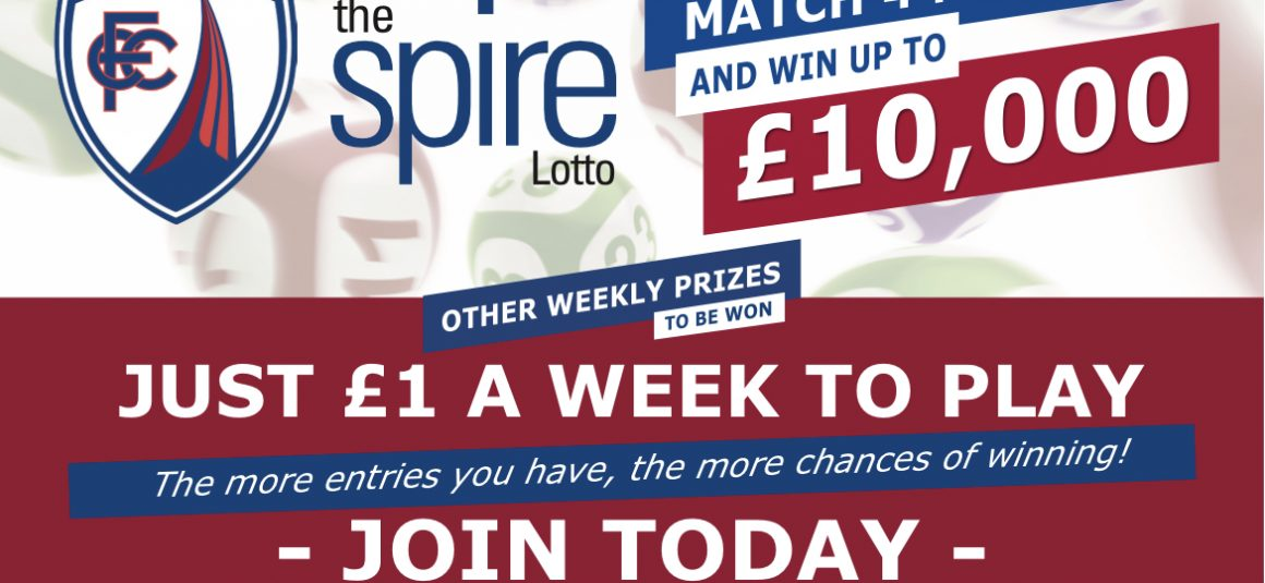 Spire Lotto Direct Debit now available